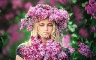 Какие цветы любят женщины раки